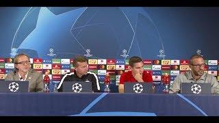 CL: Salzburg heiß auf Duell gegen Napoli
