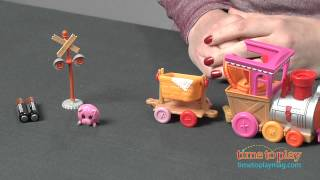 Lalaloopsy Silly Pet Parade Motorized Train From Mga Entertainment