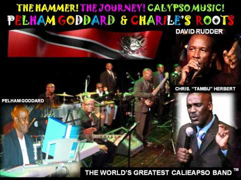 MY CHARLIE'S ROOTS MOVIE! RALLY ROUND THE WEST INDIES. FEATURING. DAVID RUDDER