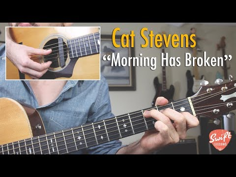 Morning Has Broken chords by hymn - Worship Chords