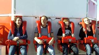 Big Shot Ride at The Stratosphere- Las Vegas