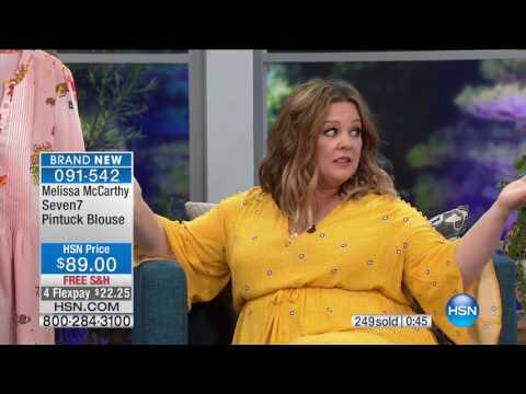 HSN | Melissa McCarthy Seven7 06.08.2017 - 06 PM
