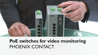 PoE switches-injectors | Power and data over the same Ethernet cable