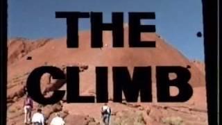 The Climb - Ayers Rock