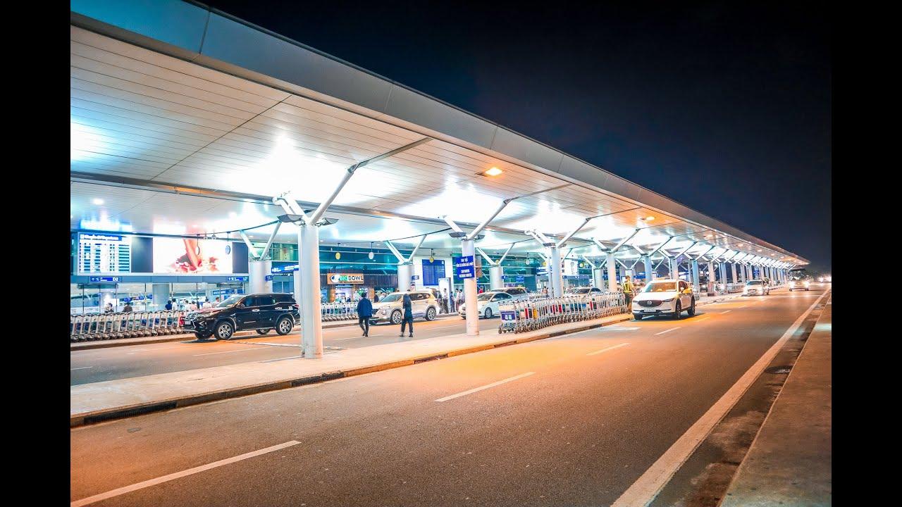 Hướng dẫn đi xe máy vào sân bay Tân Sơn Nhất | Gửi xe, đưa, đón người thân