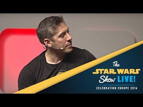 Ray Park Unleashed | Star Wars Celebration Europe 2016