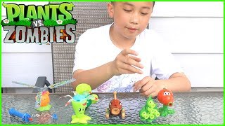 Plants vs Zombies Plush Garden Warfare Toys Pretend Play