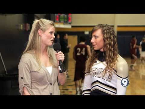 Brookings Harbor Oregon Cheerleader Interviews