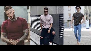 Latest Mans T Shirt Style 2018  | Mens Summer Fashion 2018 | Perfect Beauty Light