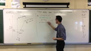 Completing the Square (1 of 2: Simple Numerical Example)