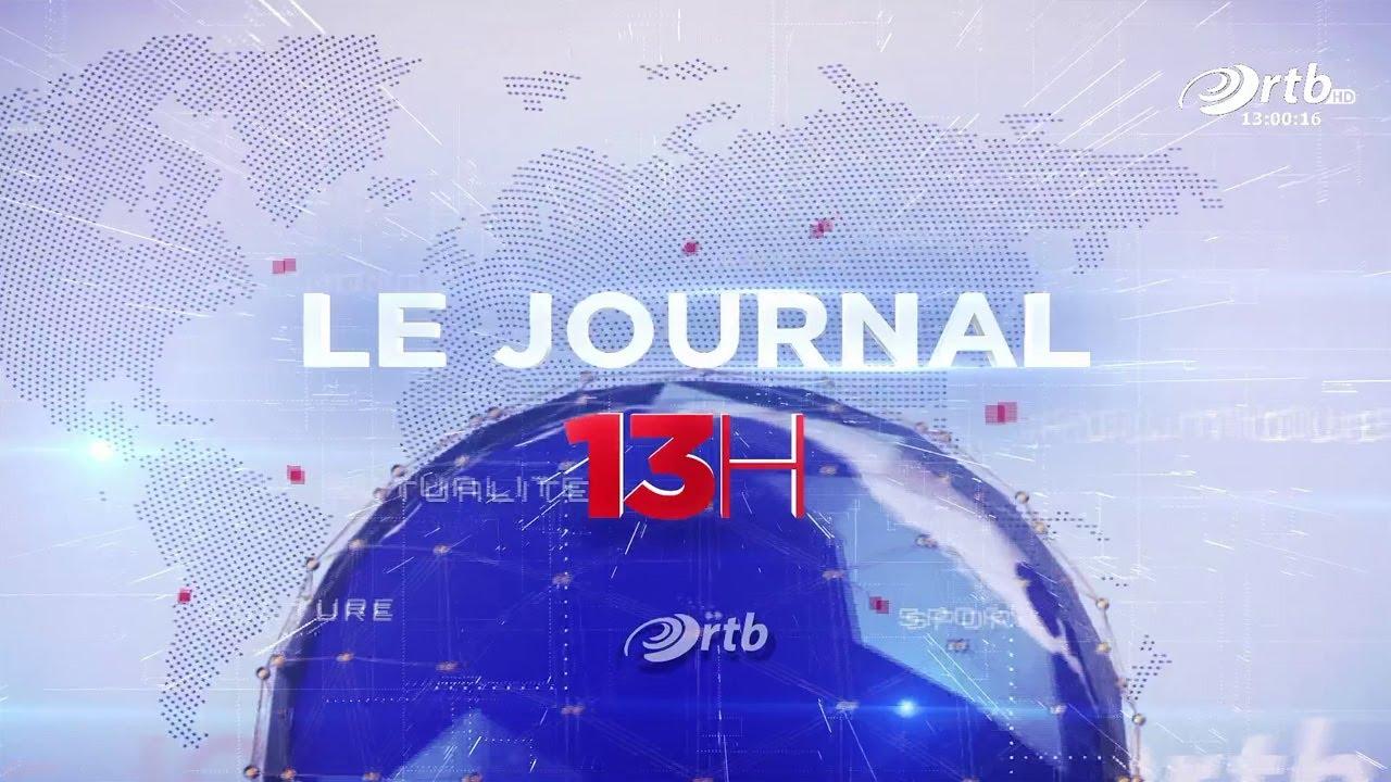JT 13h du samedi 16 janvier 2021 avec Génial AFOUDAH