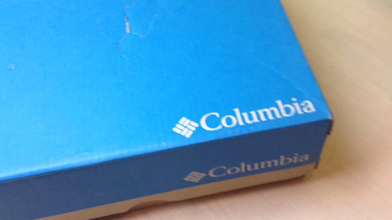 #ОБЗОР|Зимние кроссовки  Columbia/зимняя обувь