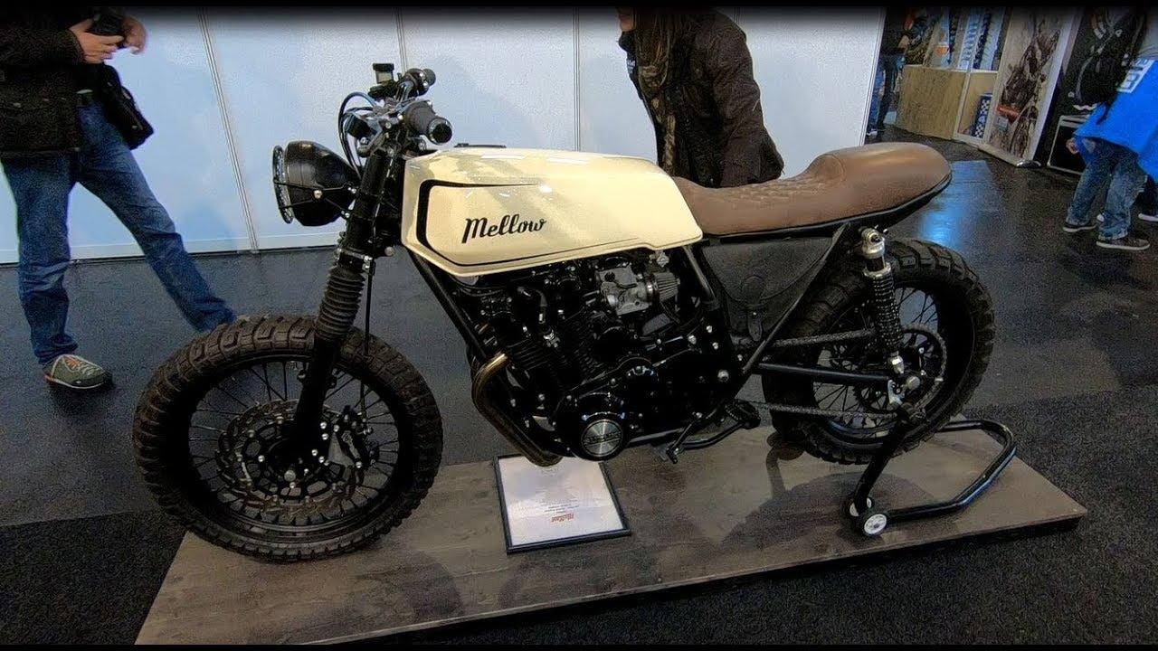 Mellow Beach Tracker Custom Bike Suzuki Gs 1000 By Motorcycle Motorcycles