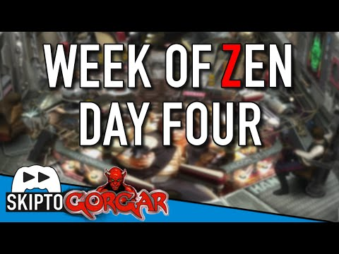 Zen Pinball 2: Best and Worst Tables [Day 4] - Week of Zen