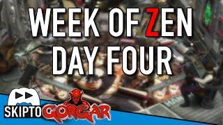 Zen Pinball 2: Best and Worst Tables [Day 4] - Week of Zen