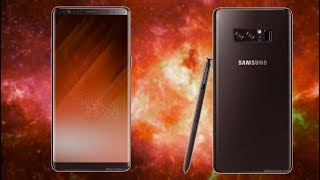 Samsung Galaxy Note 8 - First ACTUAL Look!