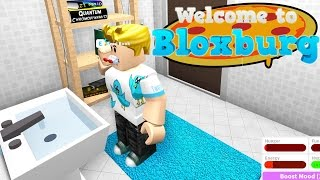 Roblox / Welcome to Bloxburg Roleplay / I want to be a professional Chef / Gamer Chad Plays