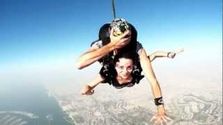 SkyDive Dubai - Marcy