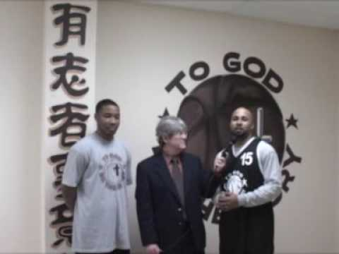 We interview Mike Wilkes and Cyril White TGBTG Gym