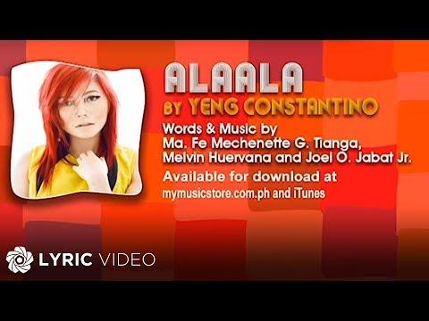 Yeng Constantino - Alaala (Official Lyric Video)