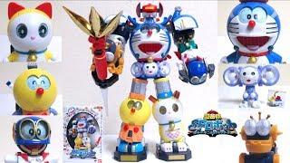 ヲタファお気に入りの玩具です!ドラえもんやドラミちゃん、パーマンにゴンスケにチンプイ、コロ助達がロボットに超合体!すこしふしぎなSFロ...