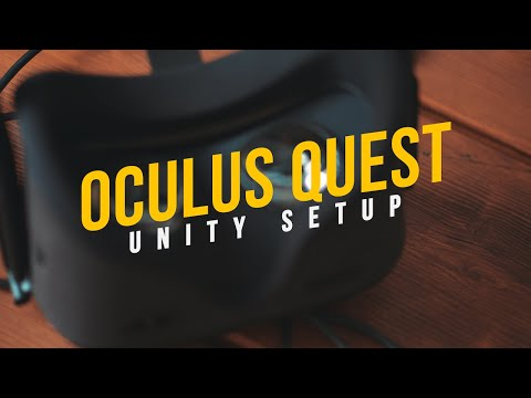 Developing for the Oculus Quest | Jeff Rafter