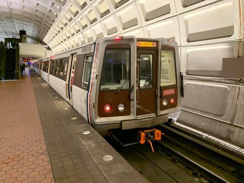 Washington DC Metro Trains (WMATA)