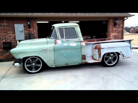 1956 GMC 6.0 ms4 cam