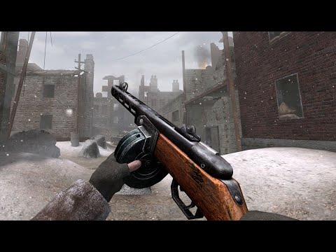 Call of Duty 2 - All Weapons Complete Showcase |