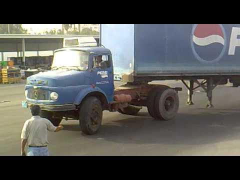 Pepsi truck driver - YouTube