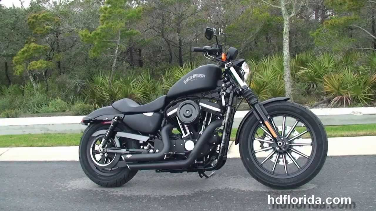Harley Davidson Iron  On Sale