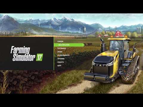 Money cheat for  Farming Simulator 2017 (Mac)