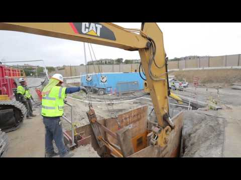 Pipeline Installation Complete June 2015