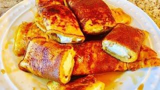 Panqueques de Calabaza / Pumpkin Pancakes