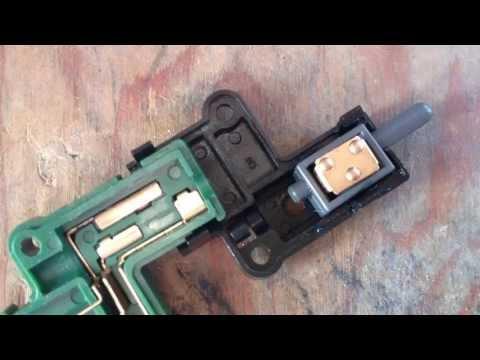 Clutch switch - how it works - YouTube