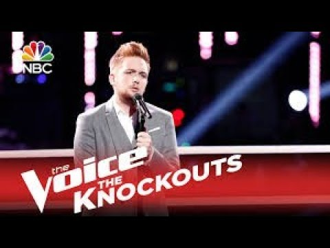 Jeffery Austin - Turning Tables (The Voice Knockout 2015)