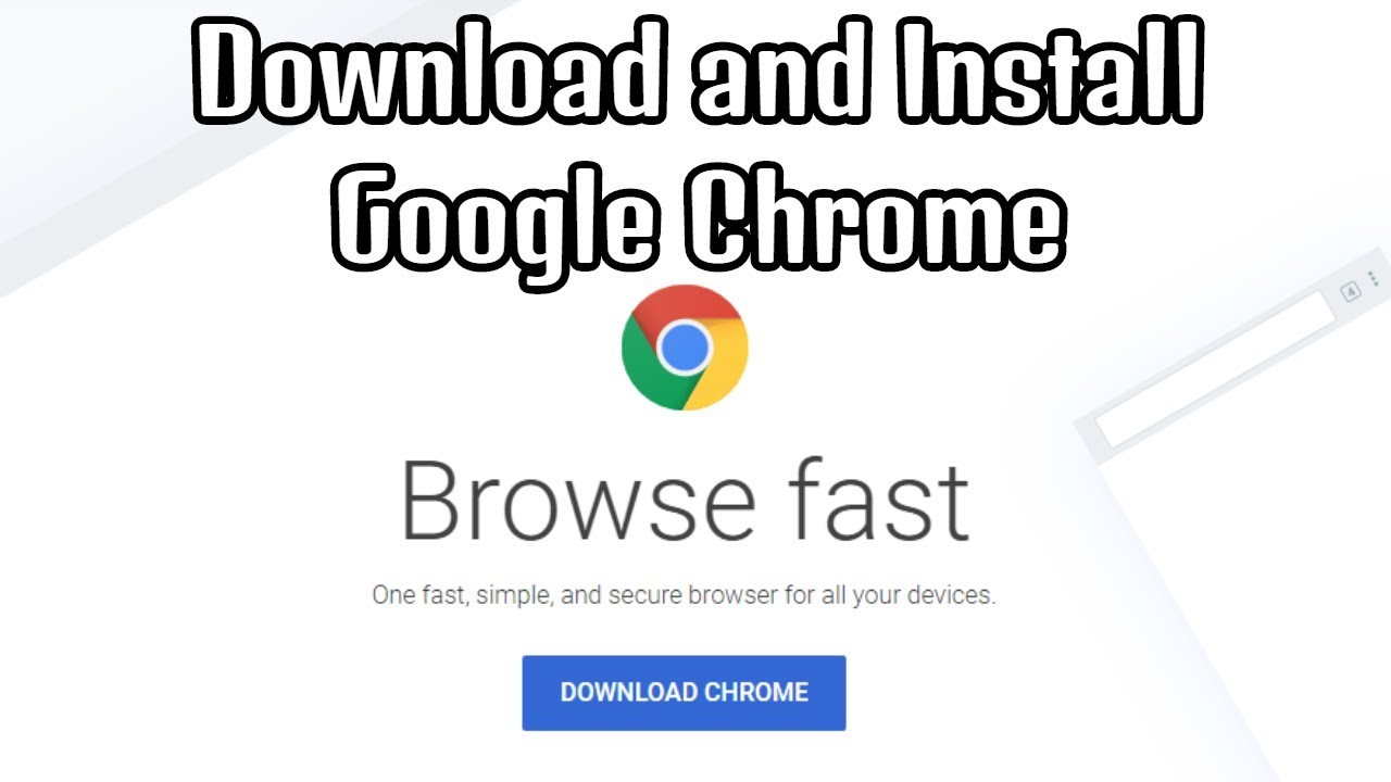 How to Download and Install Google Chrome on Windows 7/8.1
