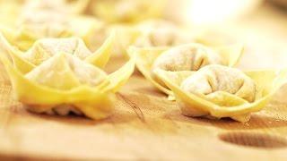 How to Make Sichuan Chilli Oil Wonton Recipe