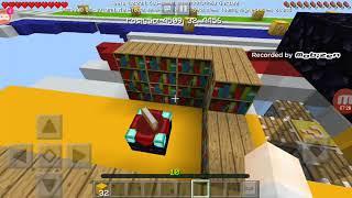 Cat noir vs ladybug Minecraft Pocket Edition batalha Lucky Block