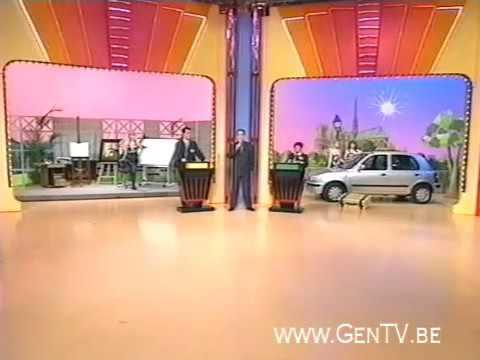 Le Juste Prix estimation de la vitrine + générique de fin (1993) TF1
