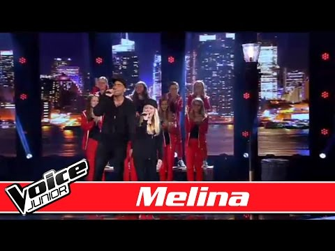 Melina & Joey synger: Joey Moe - Million - Voice Junior Danmark - Program 8 - Finalen
