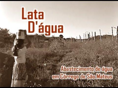 TV CÓRREGO - Curta metragem LATA D'ÁGUA