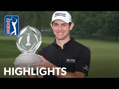 Patrick Cantlay's winning highlights from the Memorial | 2021