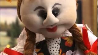 Домоводство. Куклы из капрона.