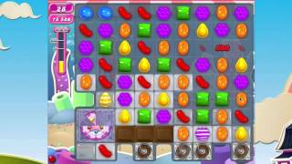 Candy Crush Saga Level 924 No Booster 17 moves left!