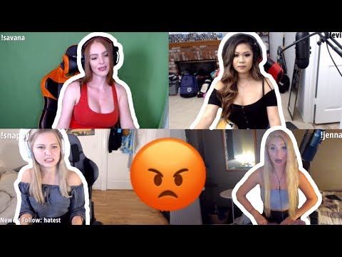 Rajj Patel rage quits stream | Jenna and Mu TwitchCon Drama | DOUBLE BLIND DATING
