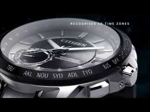 Find out more about Citizen watches...