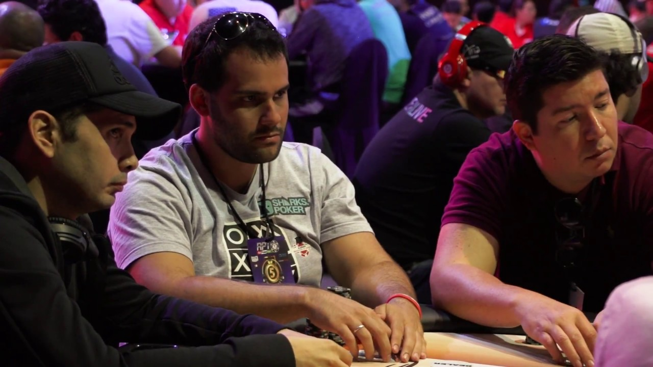 Red Poker Tour Apertura del Día 1C
