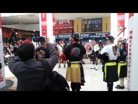 2015 FDIC International Bagpipes and Drums