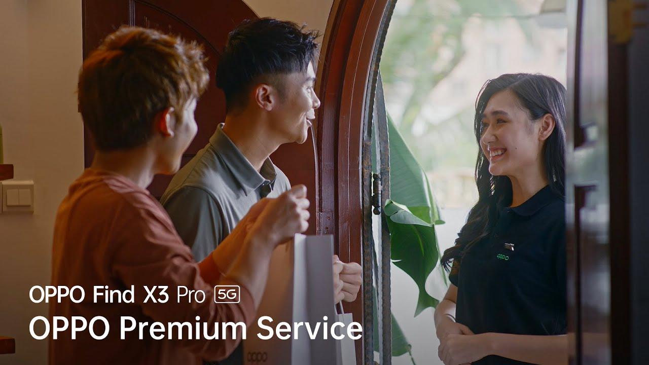 OPPO Find X3 Pro 5G | OPPO Premium Service